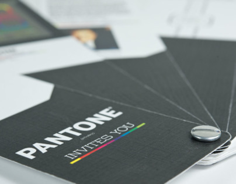 Pantone : 50 Years 50 Stories - Museum Exhibition