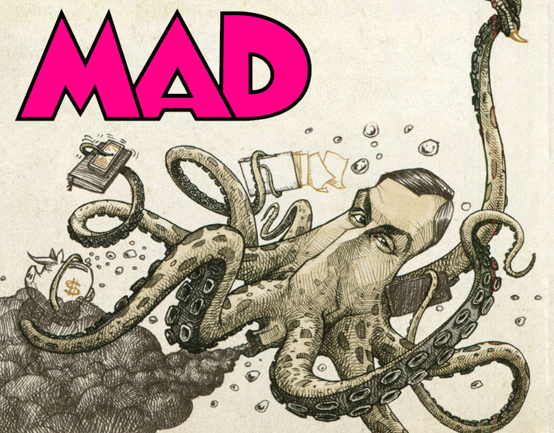 MAD magazine Cartoons ( since 2004 )