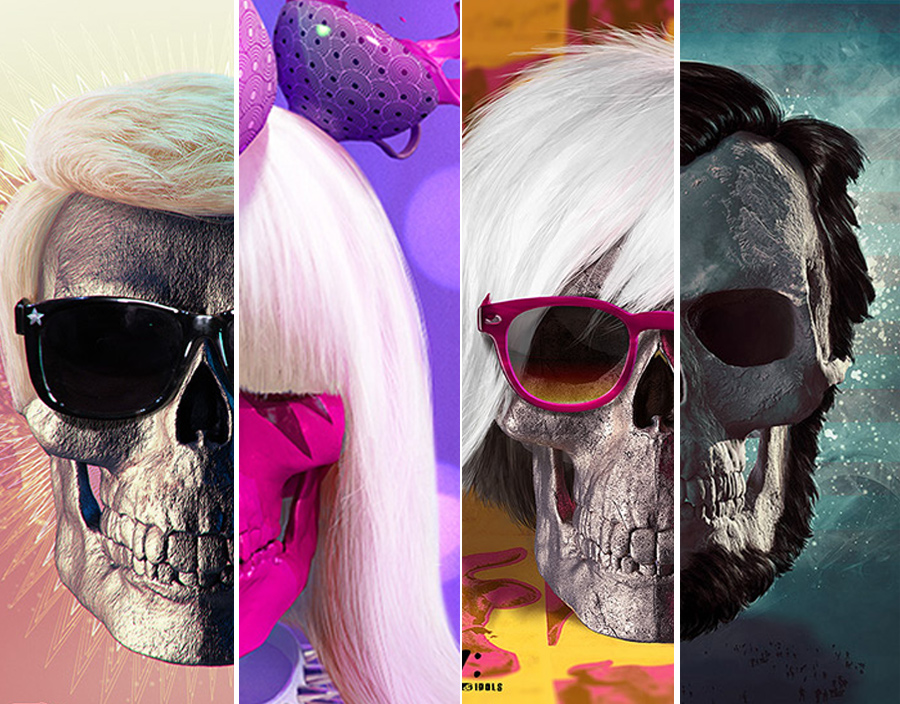Skullified Celebrities