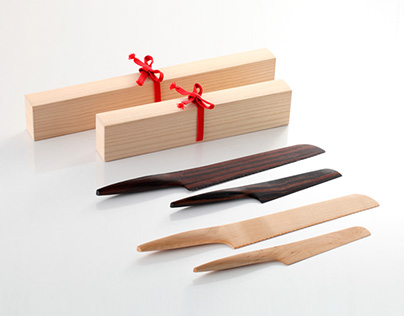 FUSION: Wooden Kitchen Knives handmade in Kyoto