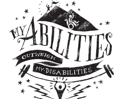 My Abilities Outweigh My Disabilities T-Shirt