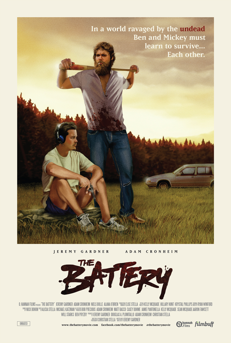 The Battery Movie Poster
