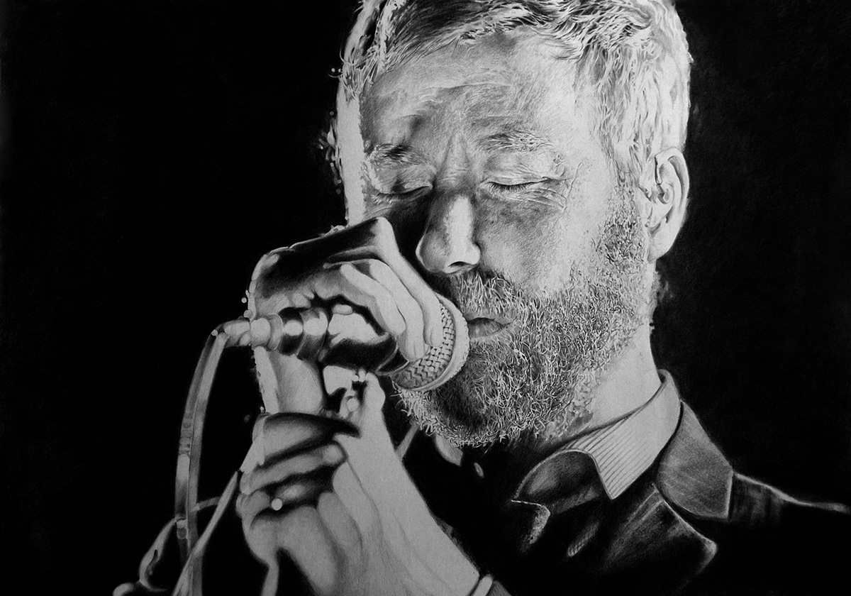 Drawing: The National