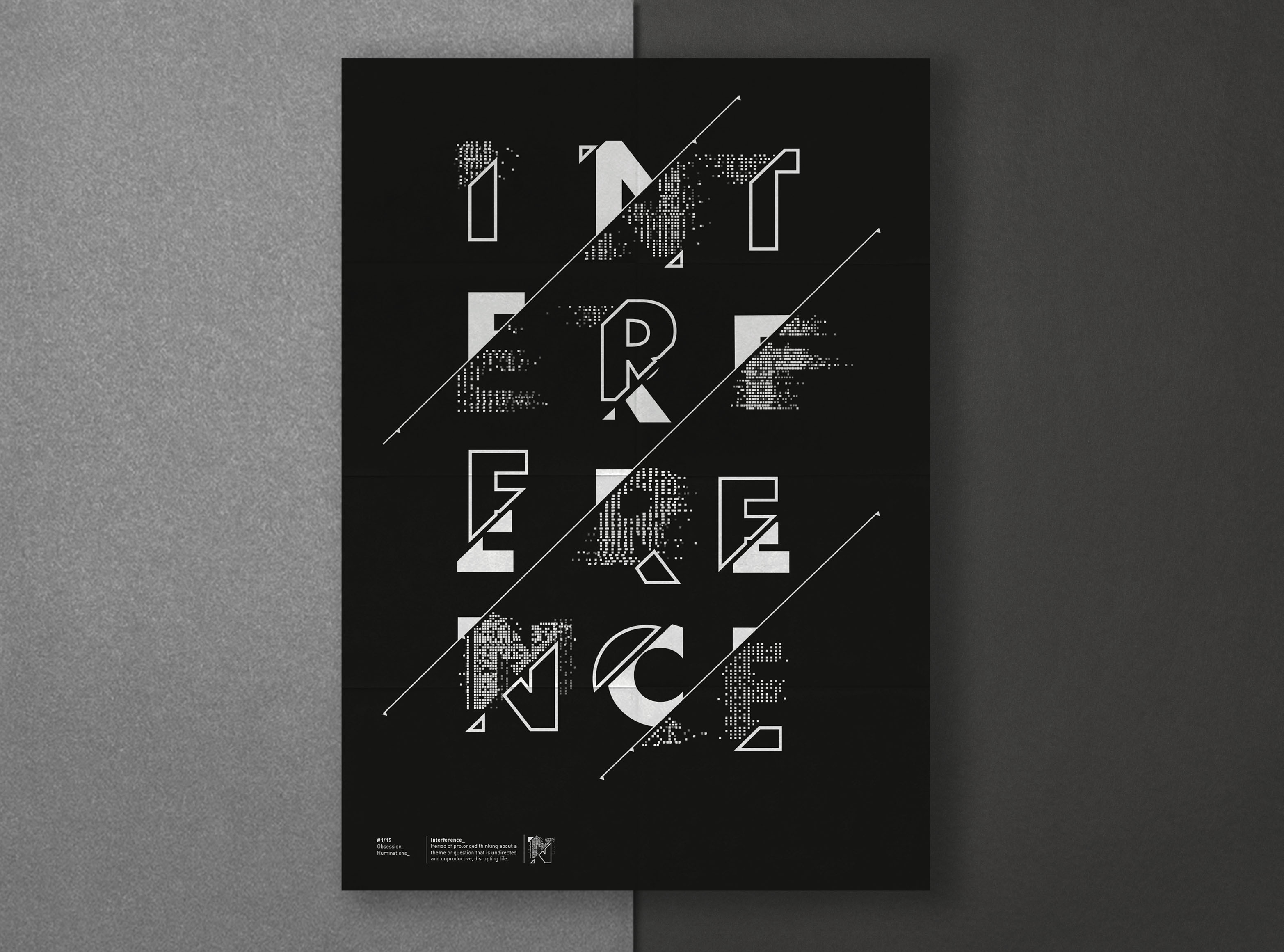 White Noise: Poster Series