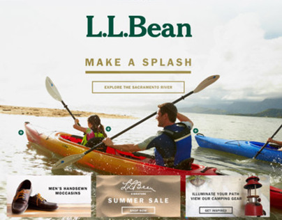 L.L.Bean Pitch
