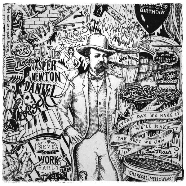 Jack Daniels - Mr. Jacks Birthday