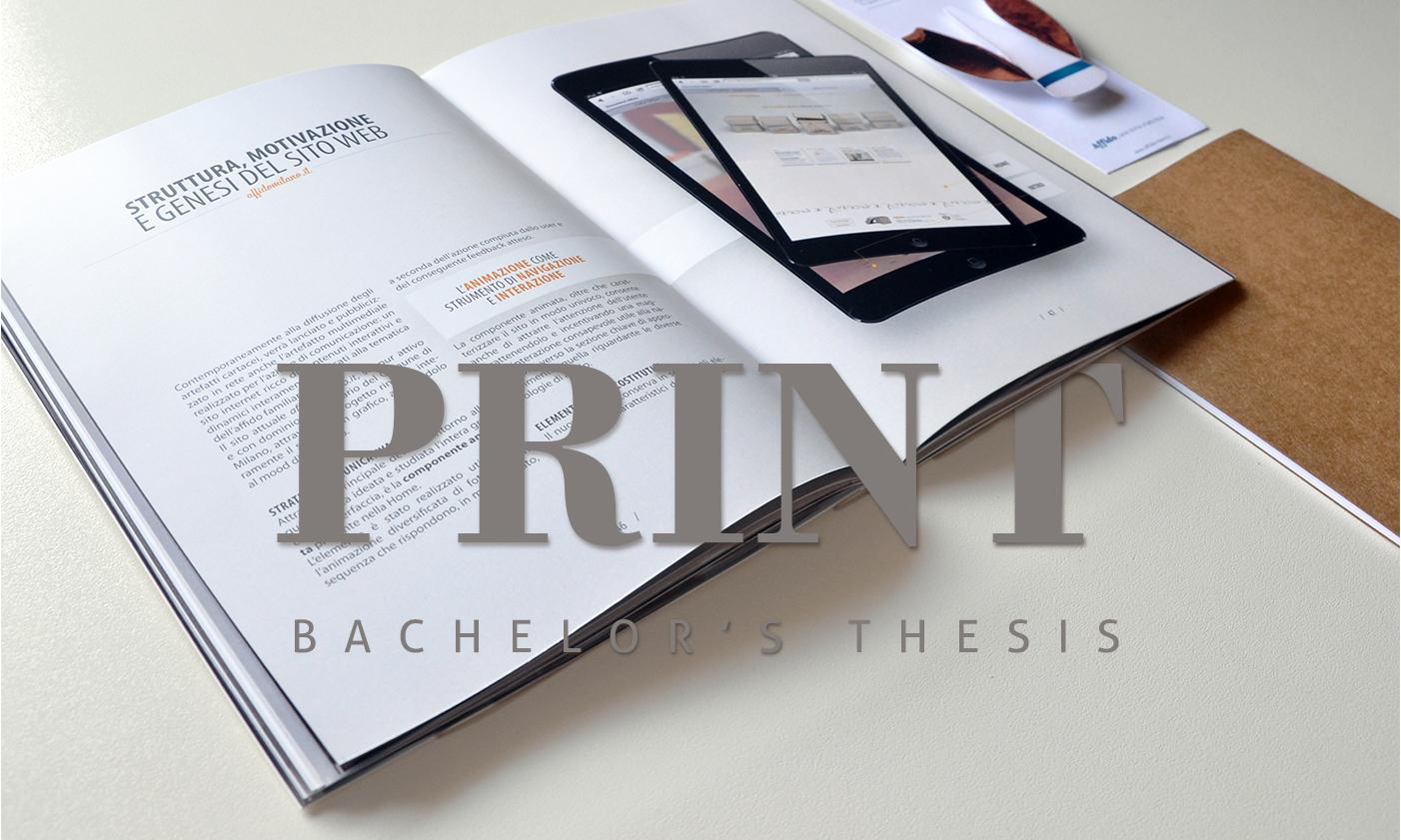 Graduation Thesis