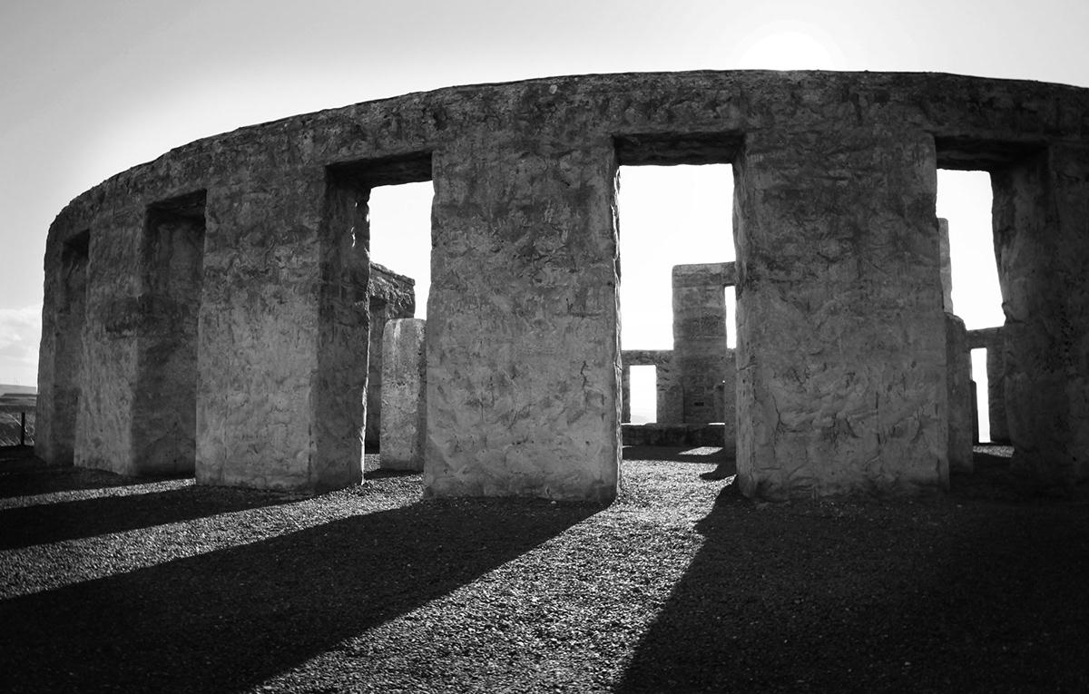 living in stonehenge