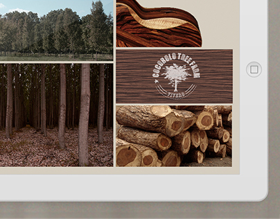 Cocobolo Tree Farm Branding Project
