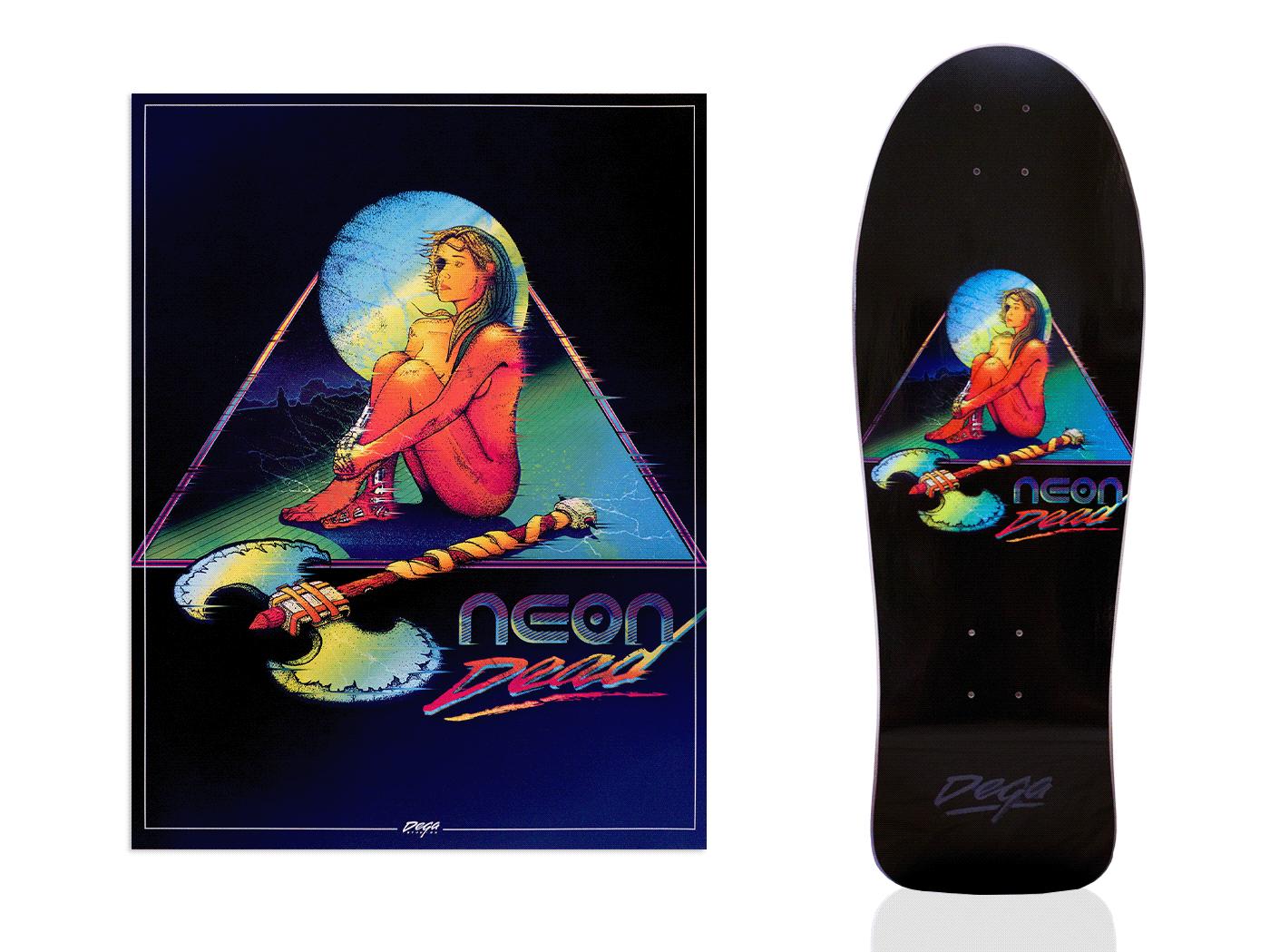 Neon Dead