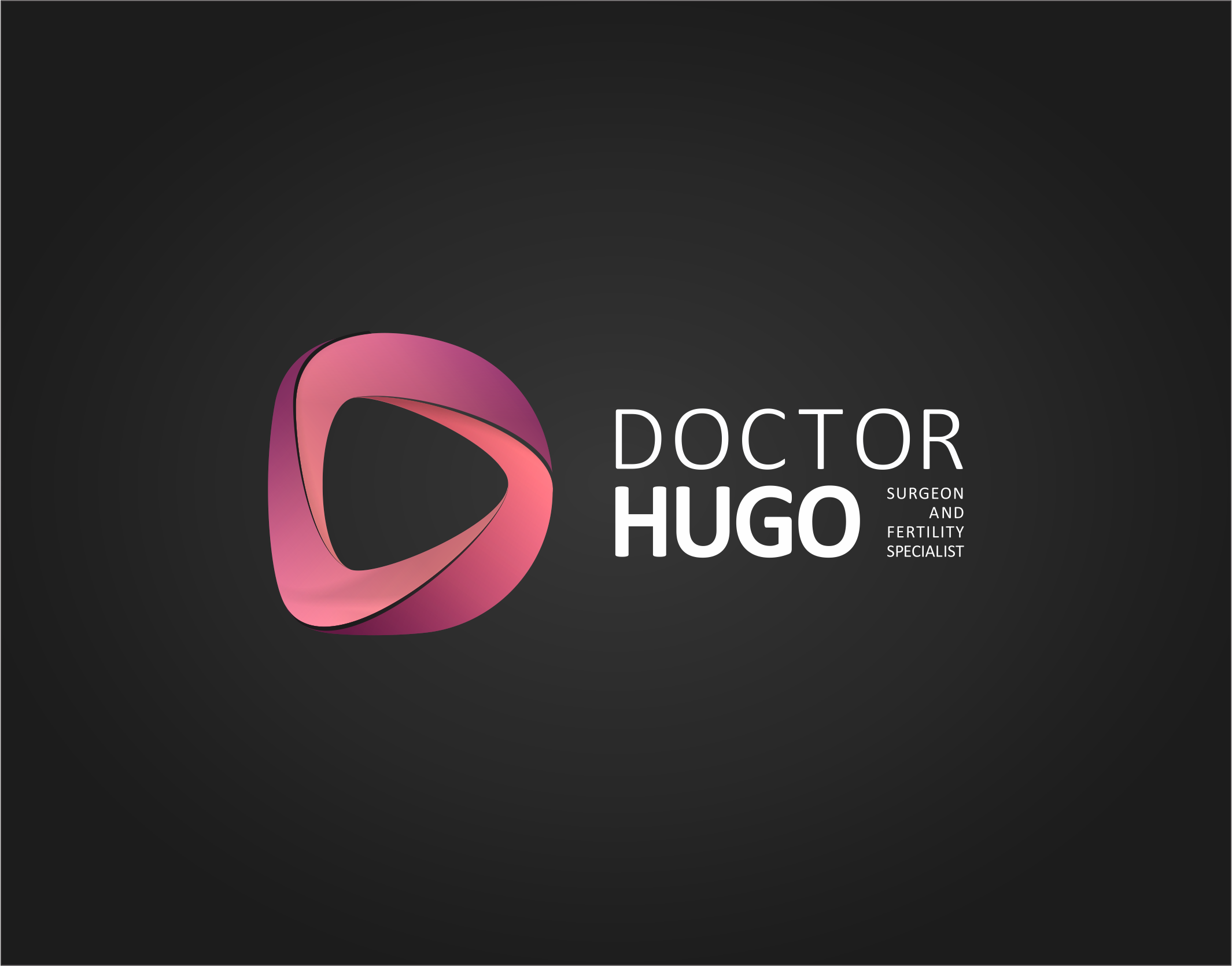 Doctor Hugo [ Logo Design 2014 ]