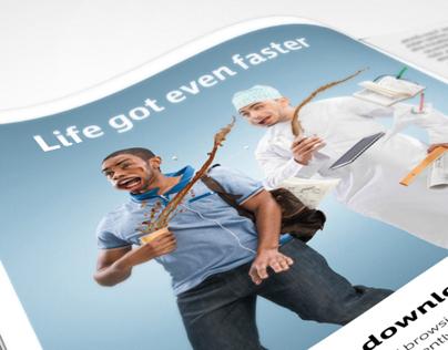 Nawras 4G Campaign