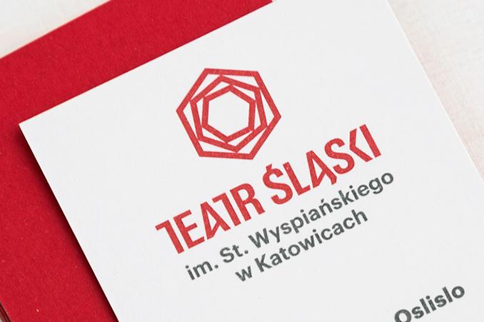 Silesia Theatre new identity