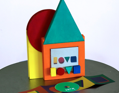 CD display: Love is a four letter word