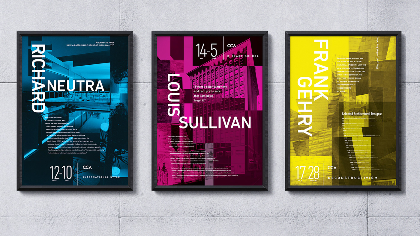 CCA Posters