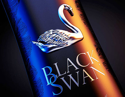 Premium Vodka BlackSwan
