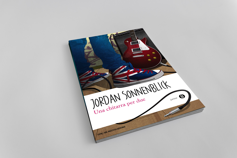 Mondadori cover | Una chitarra per due