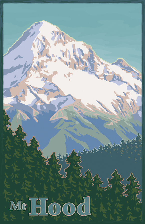 The Cascade Range