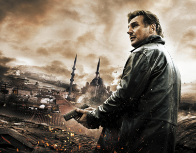 TAKEN 2 - International Poster