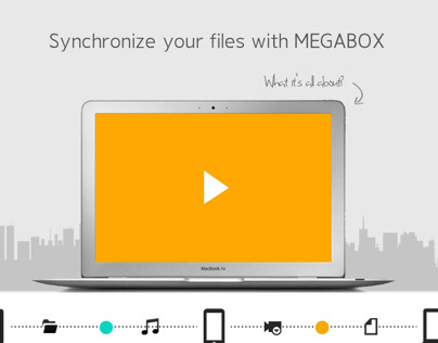 Megabox - File storage