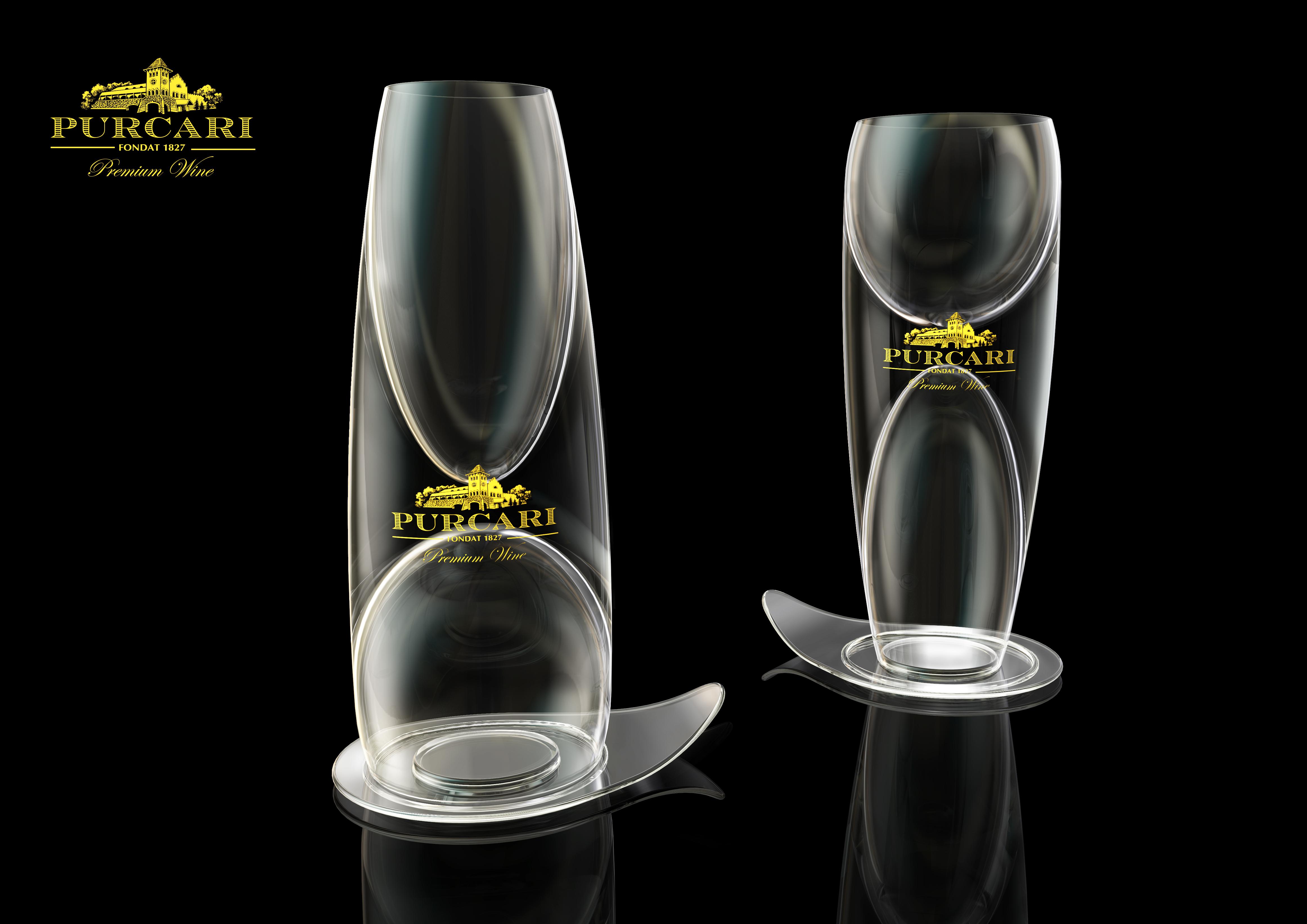 Wine Glass Doublet