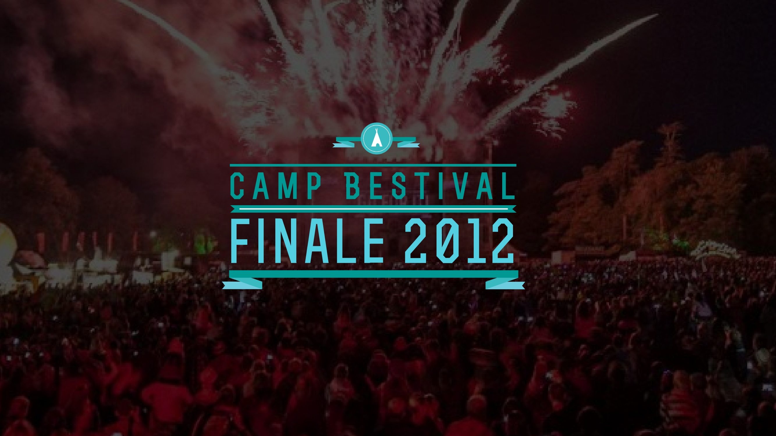 Camp Bestival 2012 Animation