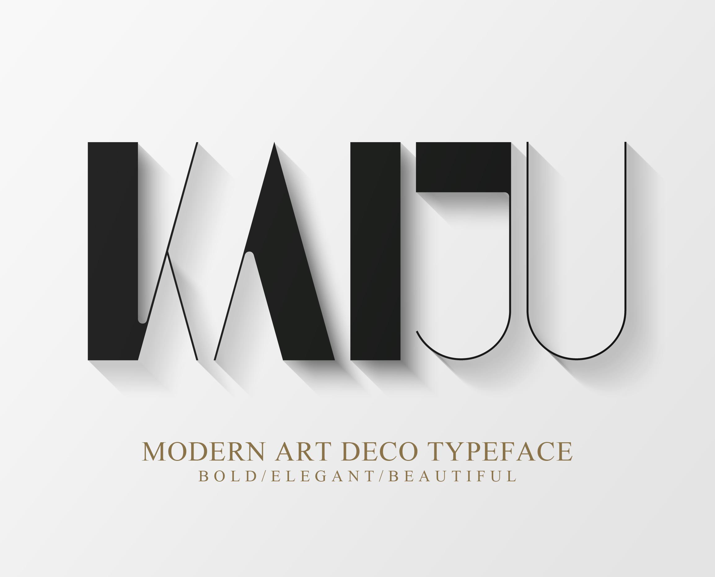 KAIJU | Free font