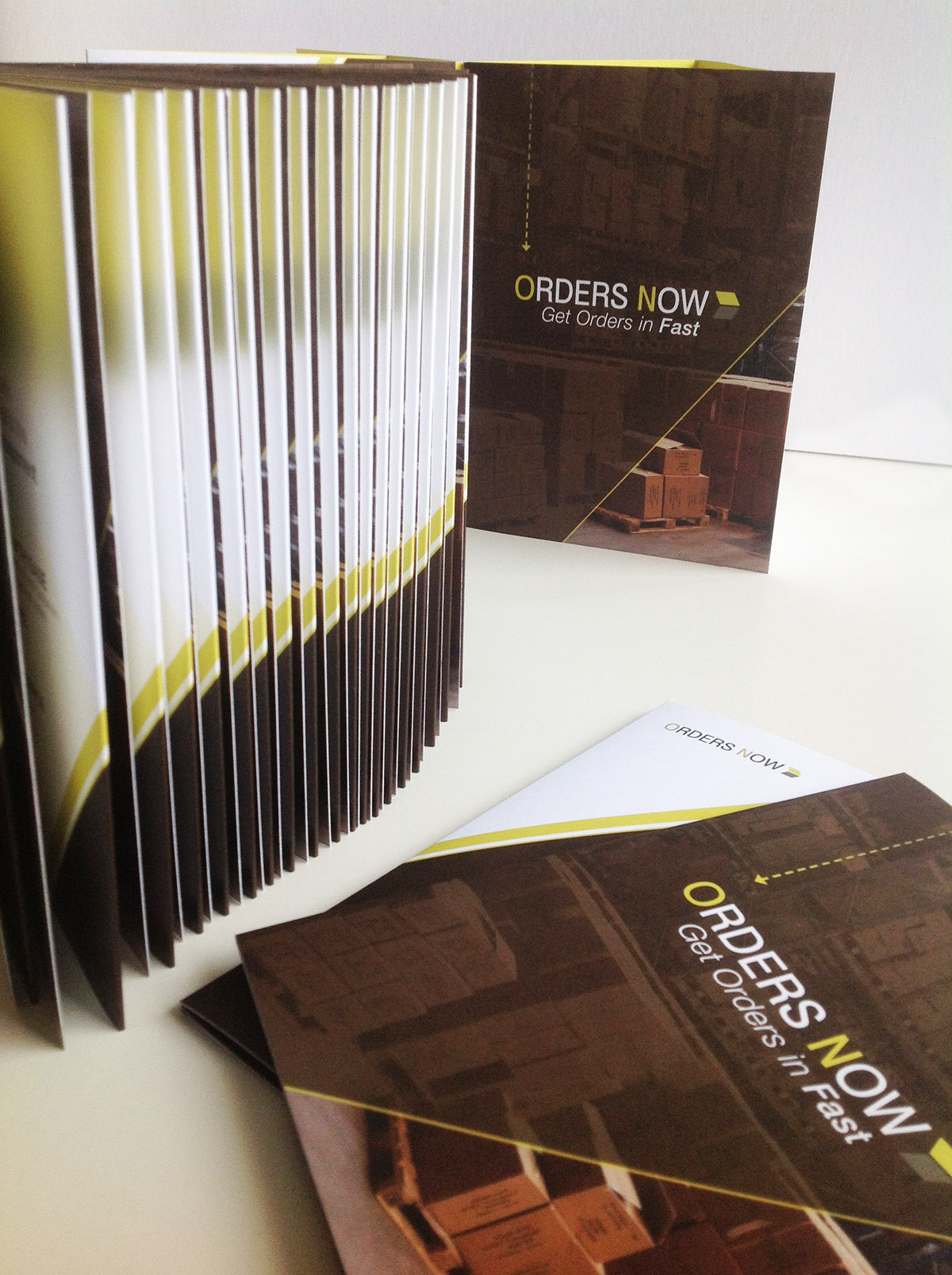 Orders Now Brochure