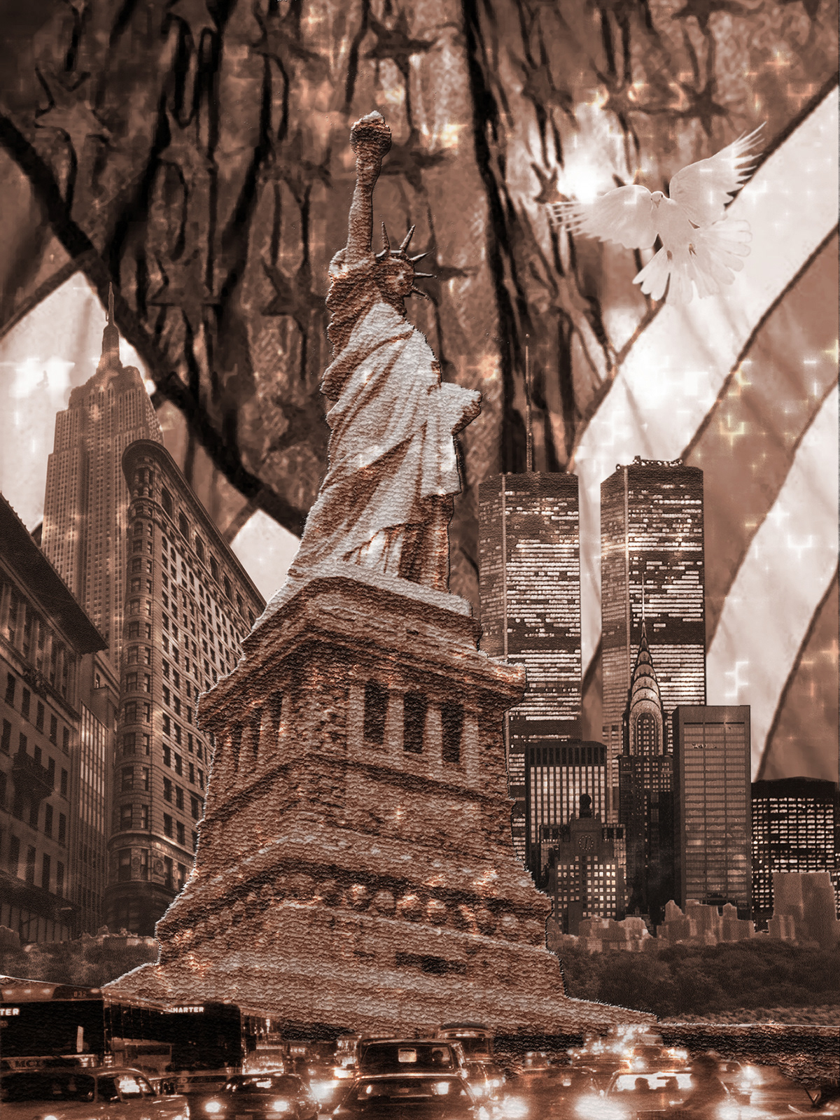 Remembering the Power & Freedom of New York City
