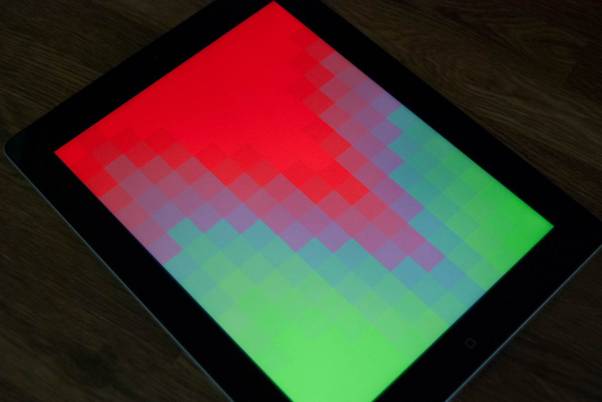 Prototyping iPad