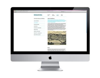 Sinagogue Maribor Website