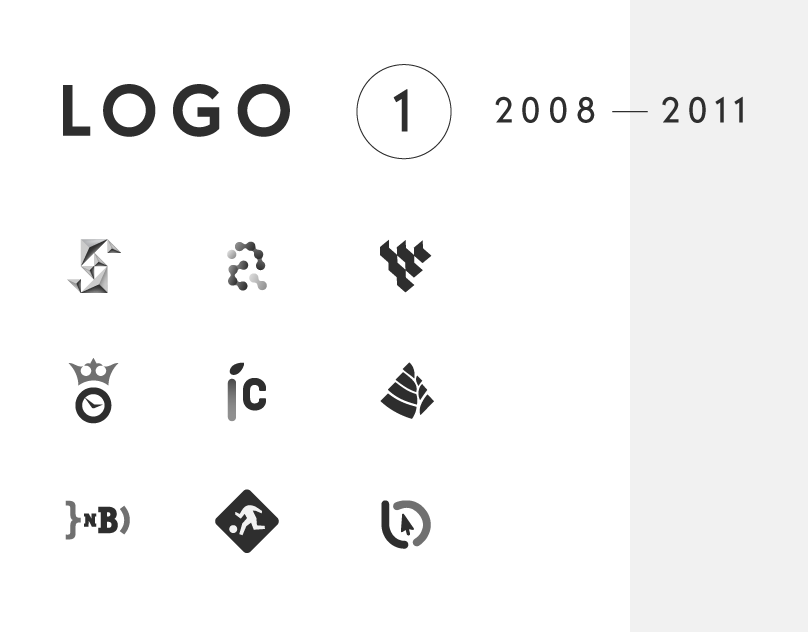 Logopack I (2008-2011)