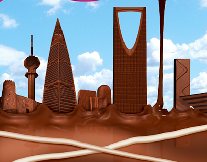 Riyadh City Got Sweeter
