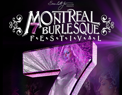 Welcome to the Montreal Burlesque Festival !