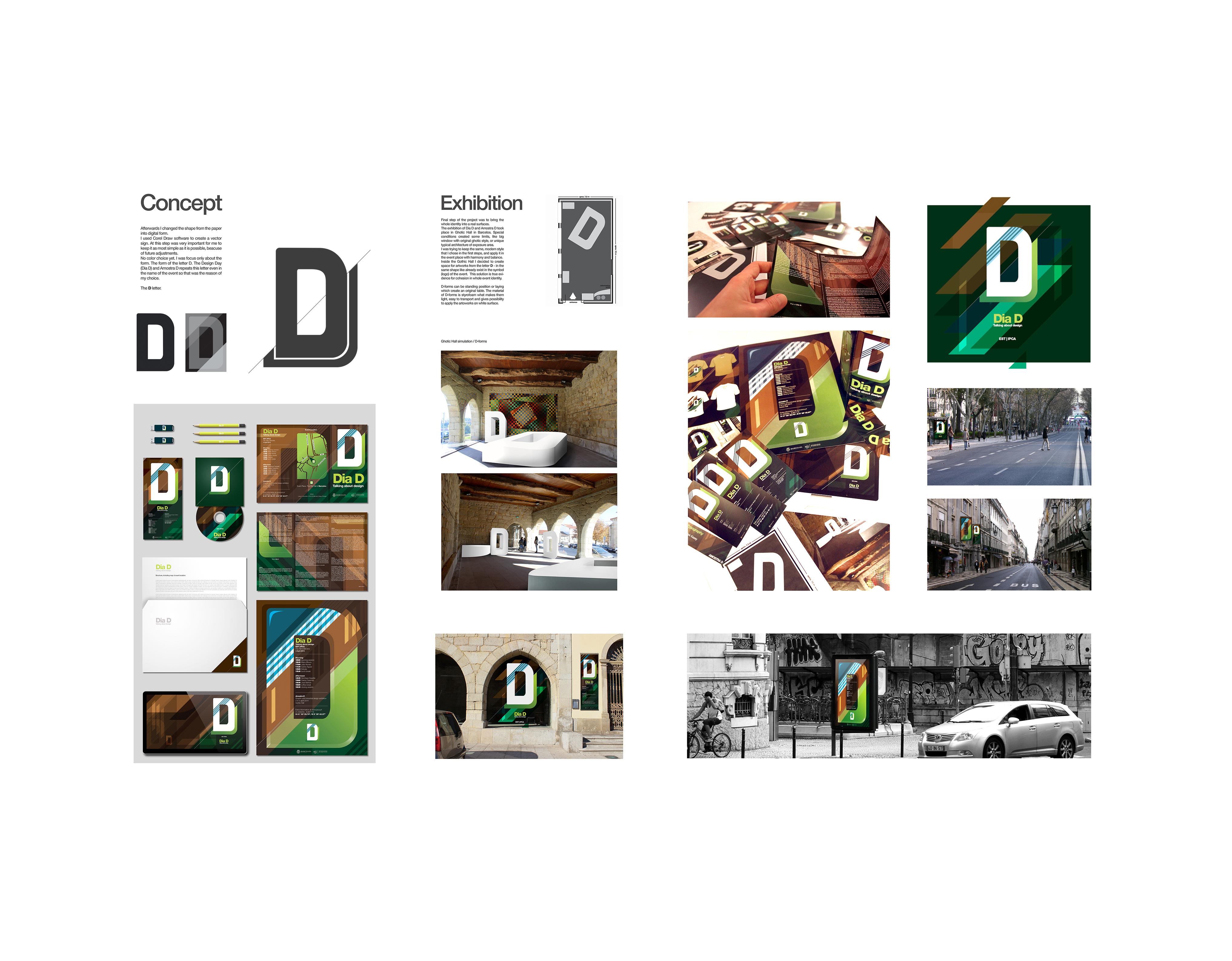 DIA D - Event Identity System