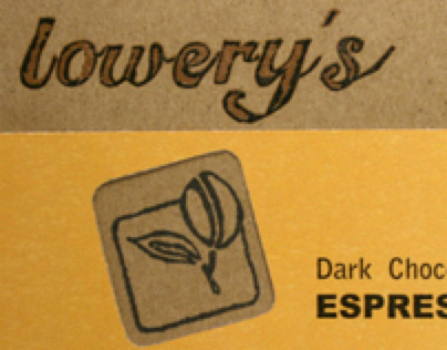 Lowerys Brand Identity