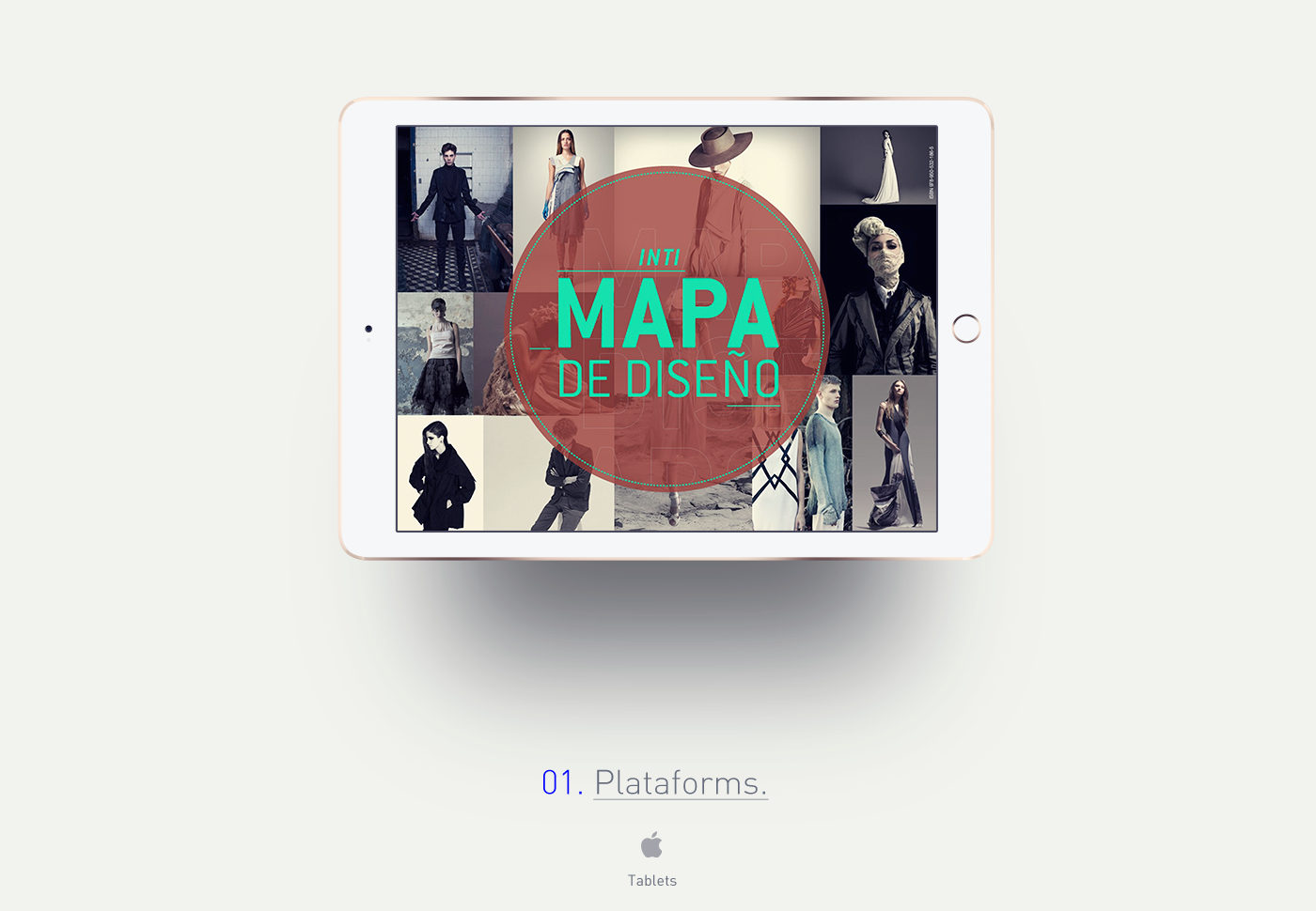 INTI - Mapa de Diseño