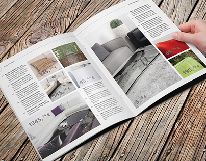 Product Catalog Template - US Letter