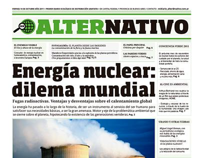 ALTERNATIVO - Newspaper