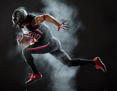 University of Utah Football | Hall of Fame Photography
