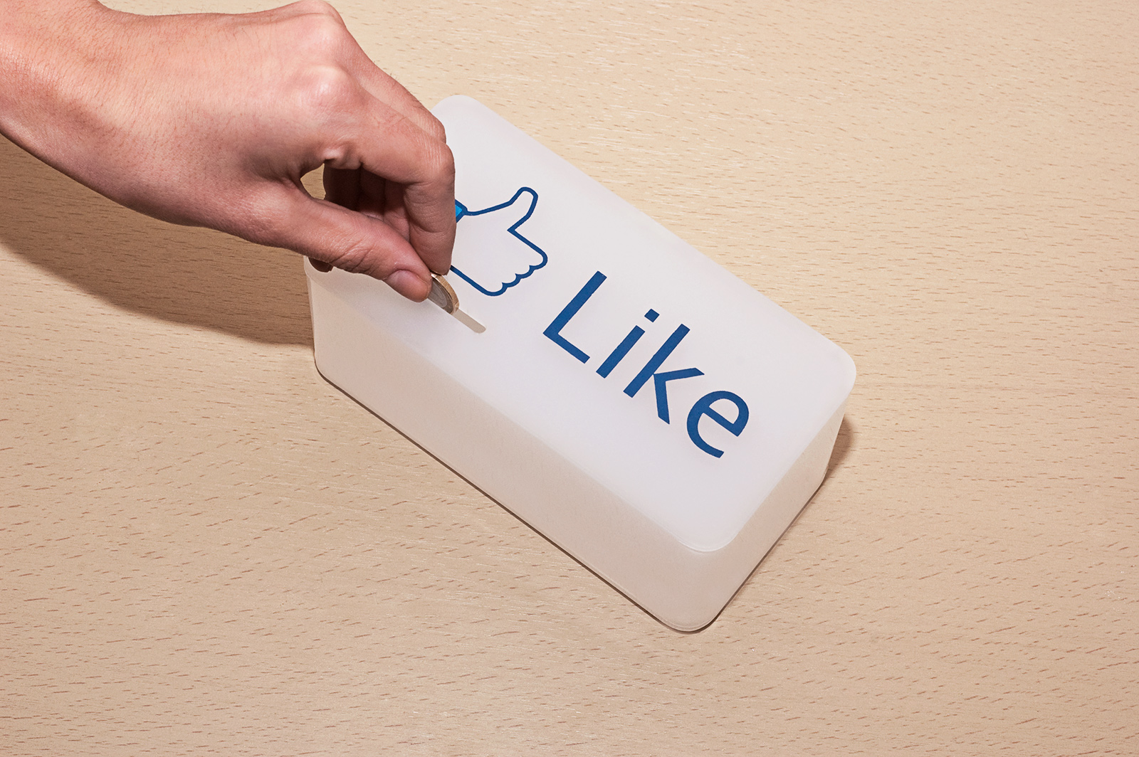 Like Button // Tip Box