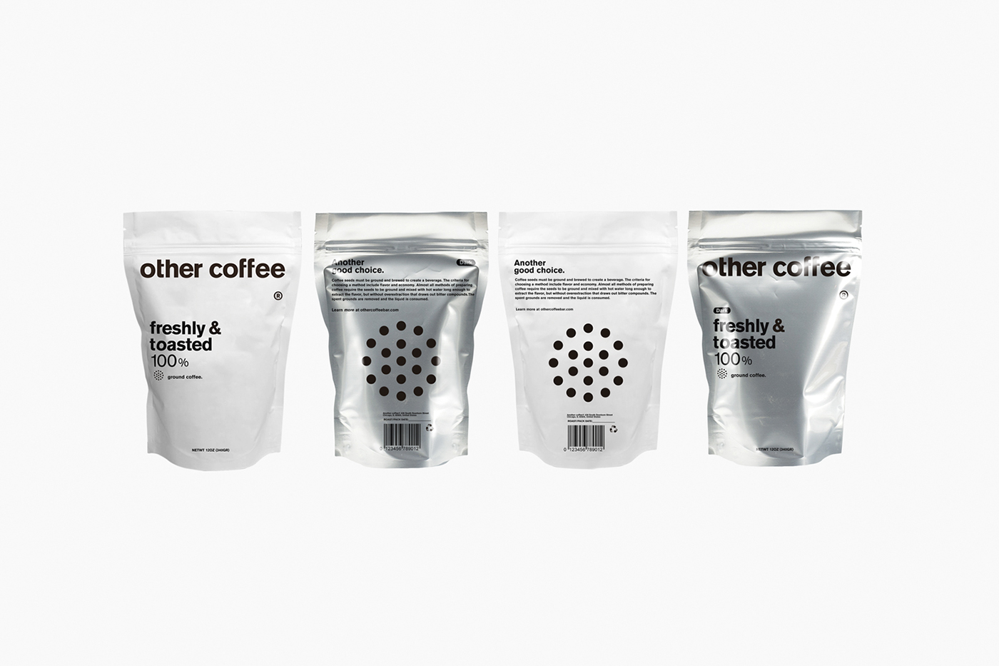 other coffee® Identity & Packaging