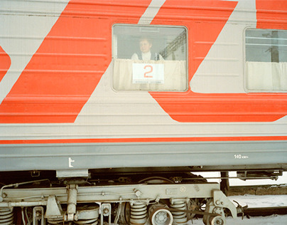 Russian Rail Road Stories