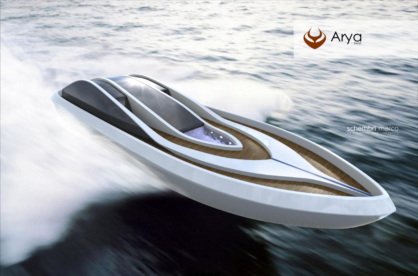 Arya Boat