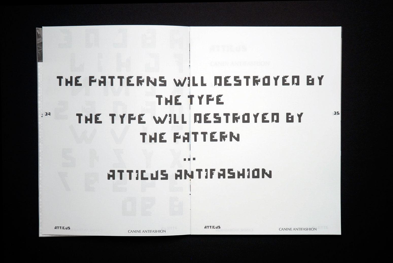 Atticus Antifashion