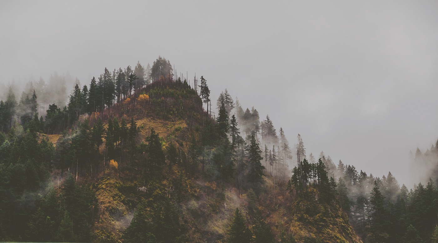 Mountain Ghosts