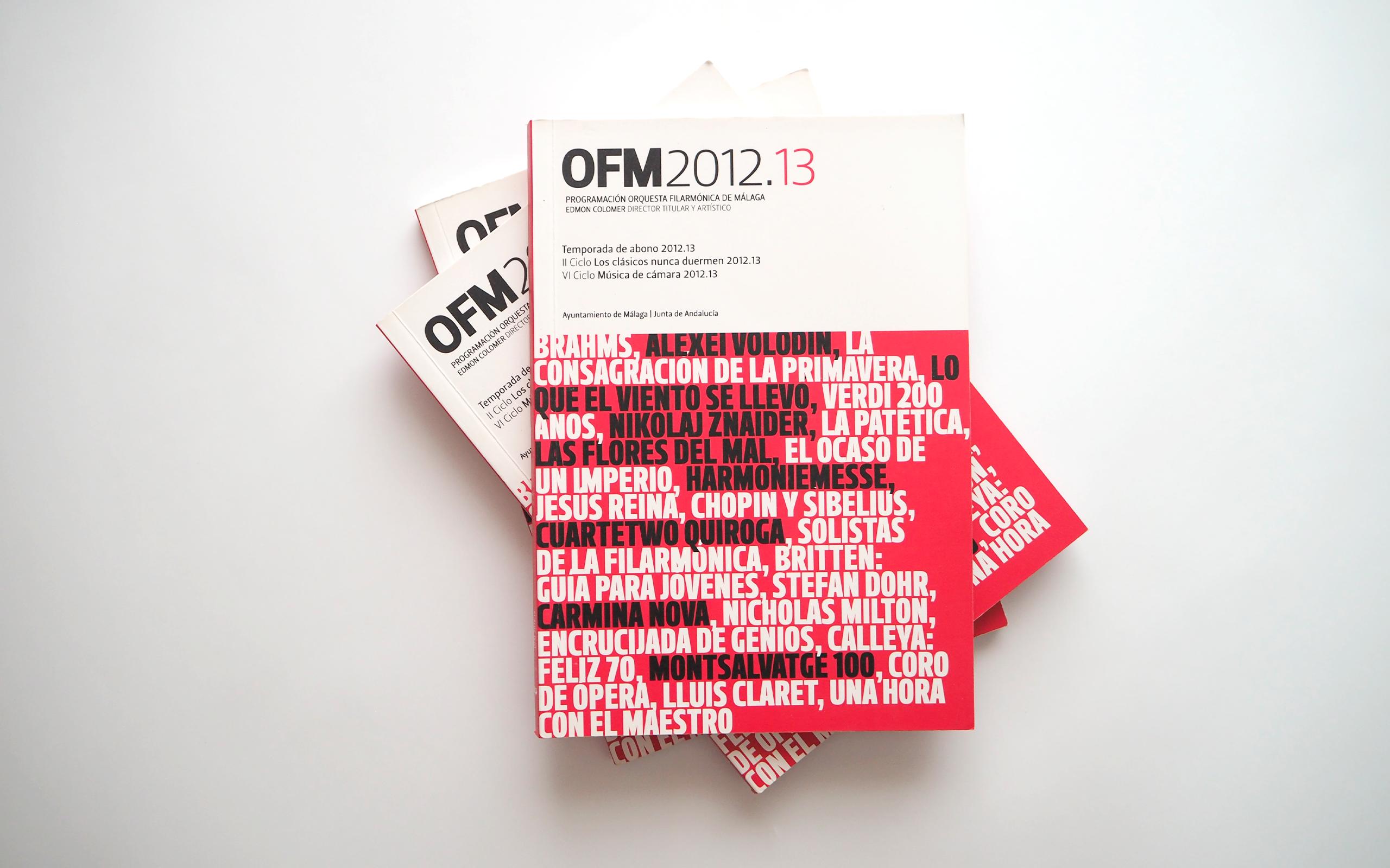 OFM T. 2012/2013