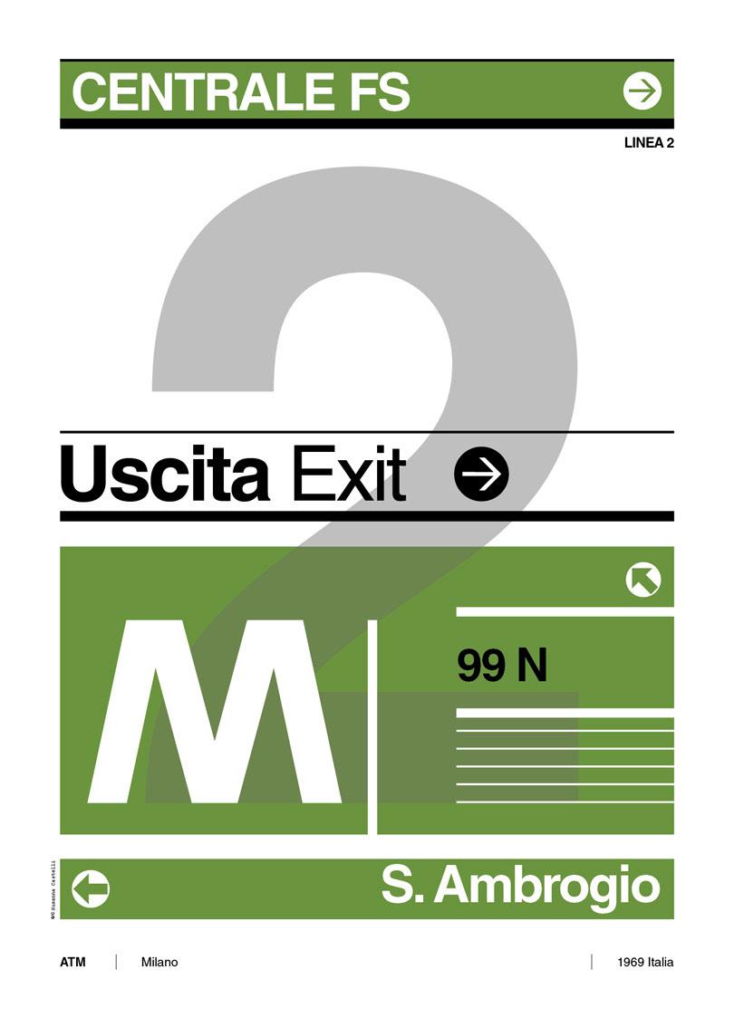 M1/M2/M3 Milano