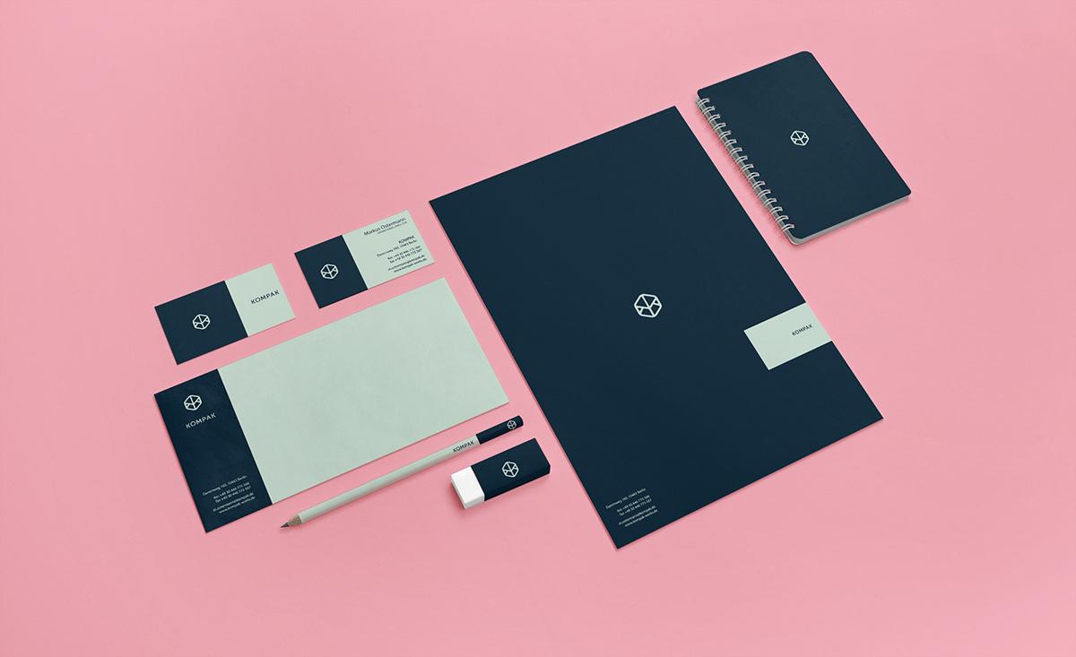 Kompak - Branding