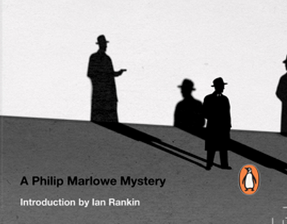 Penguin Book Cover Awards - The Big Sleep